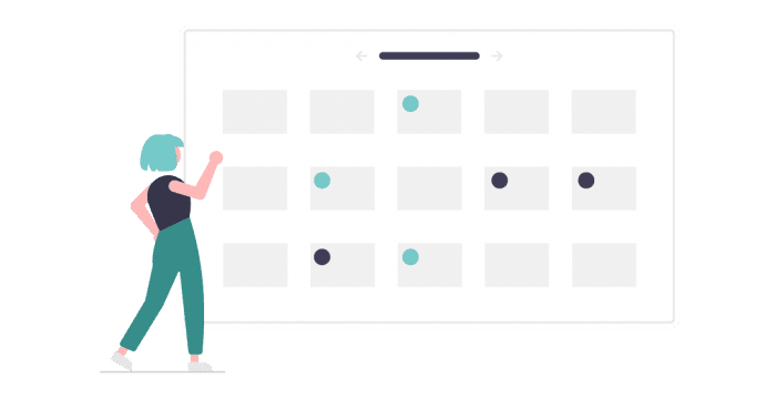 tips for calendar creation