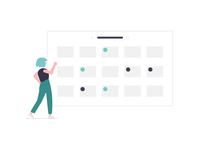 tips for calendar creation