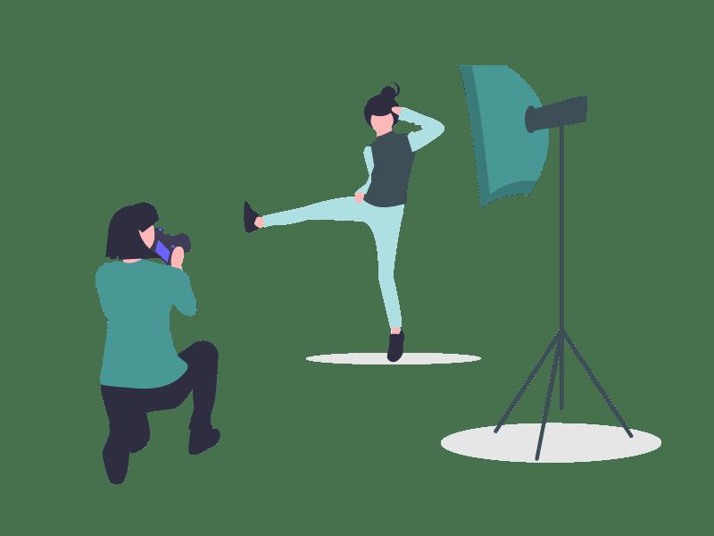 custom photography benefits